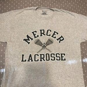 Mercer Lacrosse T-shirt
